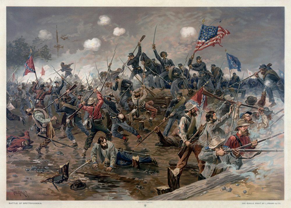 civil war topics for projects