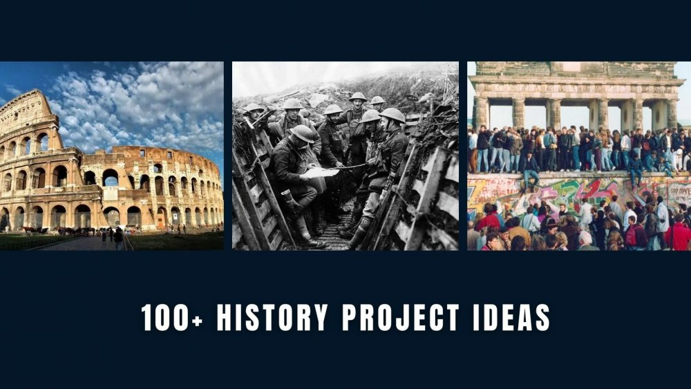 history project ideas